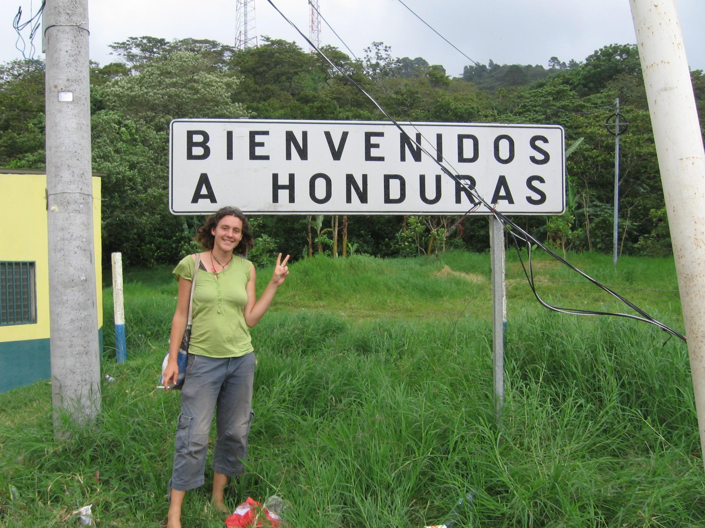 Poema a Honduras